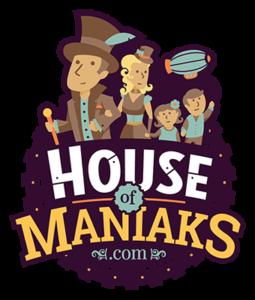 House Of Maniaks Logo